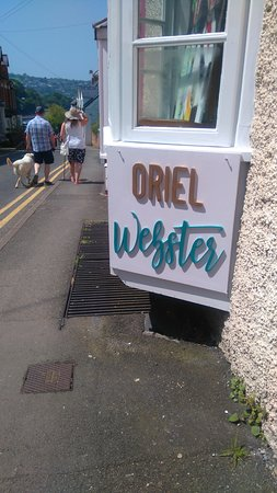 Oriel Webster, 22 Quay Street, Cardigan