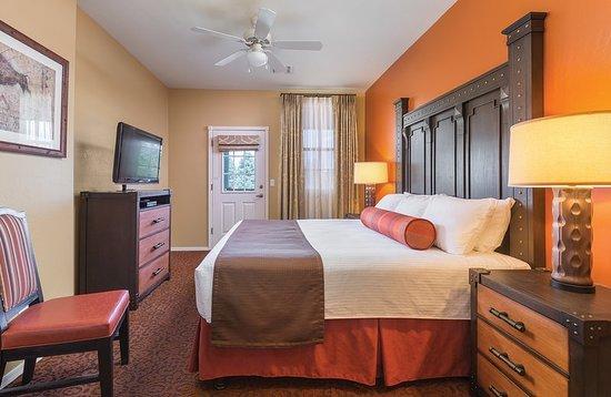 Overgaard, Arizona: Guest room