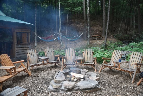 Johnsburg, Nova York: Firepit