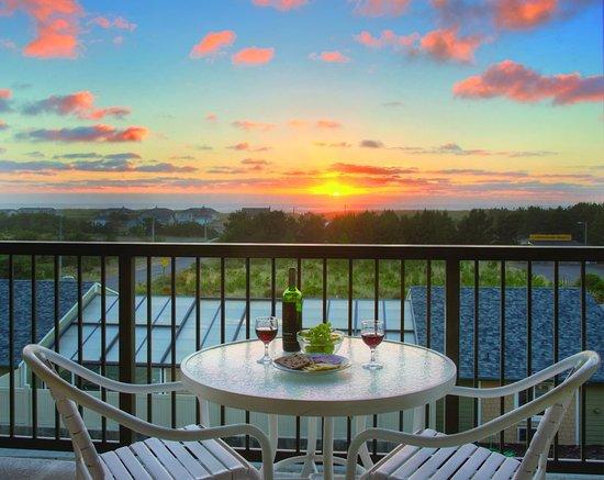 Ocean Park, واشنطن: Guest room