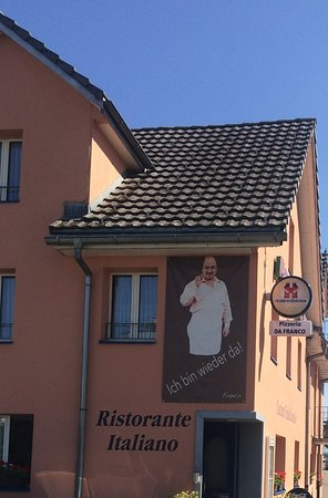 Pfaeffikon, Switzerland: Schönes Restaurant