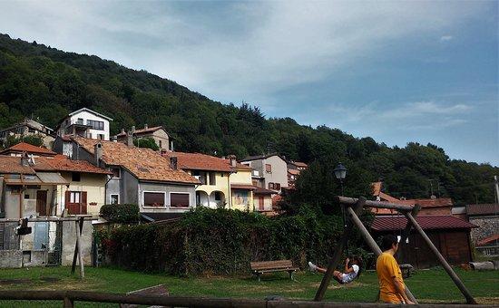 Arcumeggia, Włochy: il paese