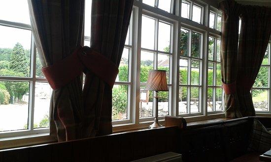Wentbridge, UK: Looking out