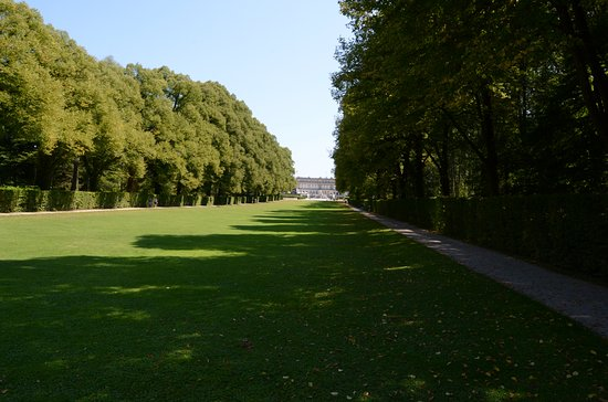 Herrenchiemsee Palace Park