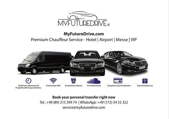 MyFutureDrive - Flughafentransfer & Limousinenservice Patrik Seliger