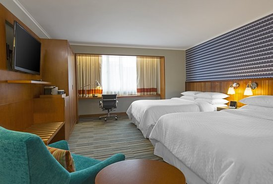 Four Points By Sheraton Miraflores: Guest room