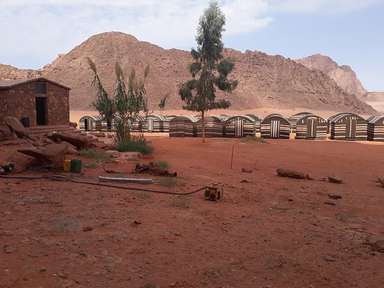 wadi rum safari camp