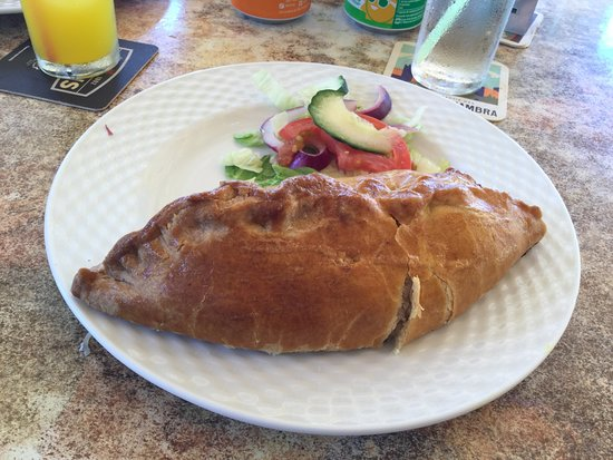 Cozy Cafe: Cornish Pasty!