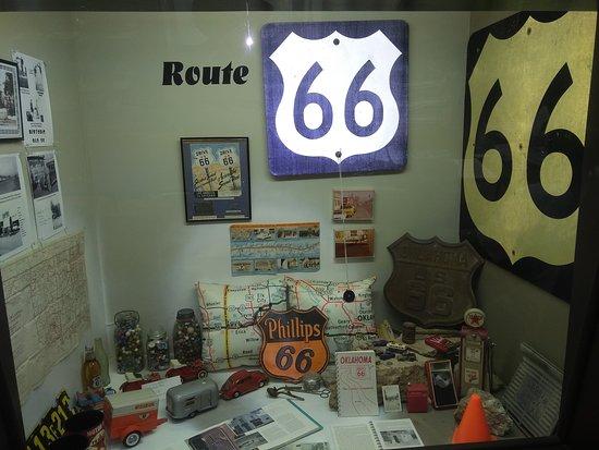 Erick, OK: Route 66