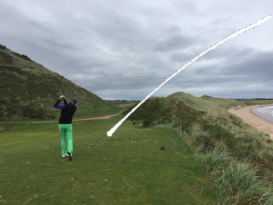 Cruden Bay (Port Erroll), UK: 15th