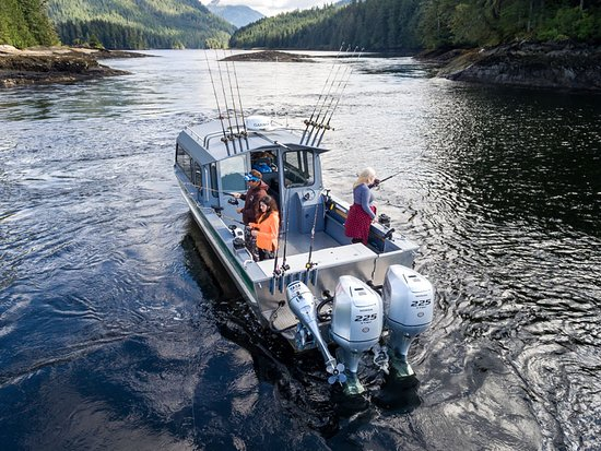 Ketchikan, AK: Hunting for Halibut