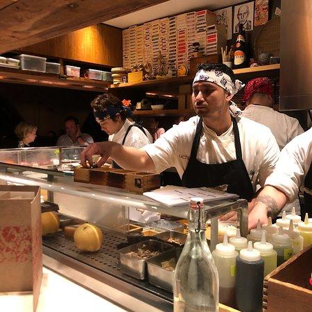 Sushi en houston