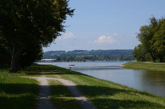 Herreninsel, Germany: Ujście Wielkiego Kanału