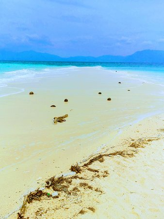 Romblon Island, Philippines: Bonbon beach