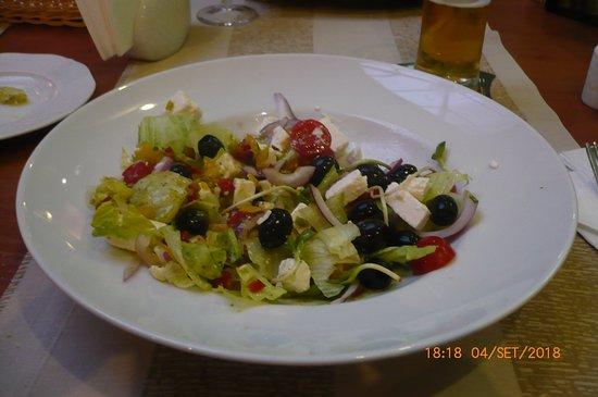 Pietrak: Salad