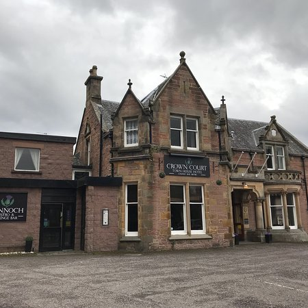 Crown Court Hotel, Hotels in Inverness