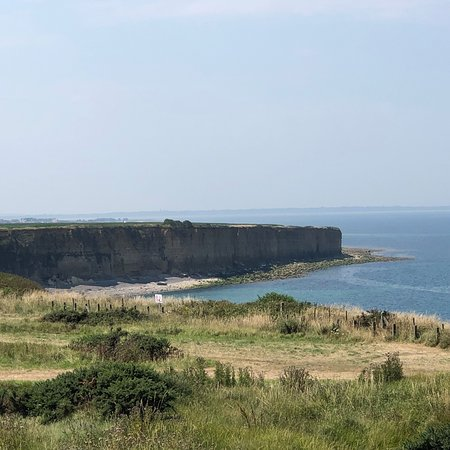 Normandy Beaches Half-Day Trip from Bayeux Resmi