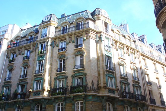 Immeuble Les Chardons