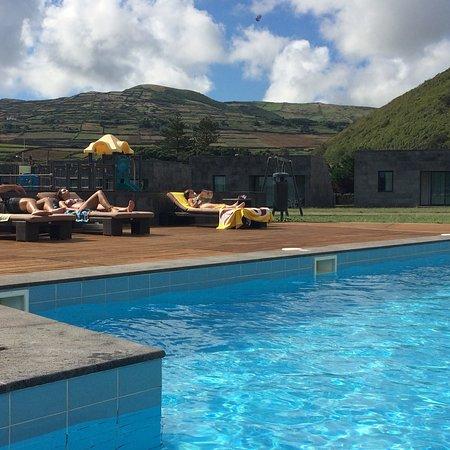 Santa Cruz Da Graciosa, Portugal: Uma Ilha maravilhosa, estadia ideal, uma combinação perfeita para p descanso total!!!