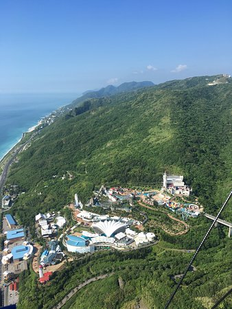 Shoufeng, Hualian: A view of the Ocean Park