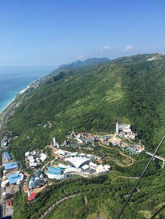 Shoufeng, Hoa Liên: A view of the Ocean Park