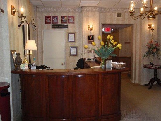 Fort Bragg, Северная Каролина: Lobby