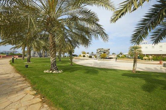 Al Mussanah, Omã: Golf course