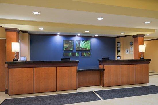 Huntingdon, PA: Lobby
