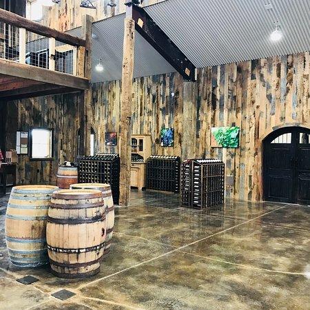 Bingham Family Vineyards Fredericksburg Tasting Room