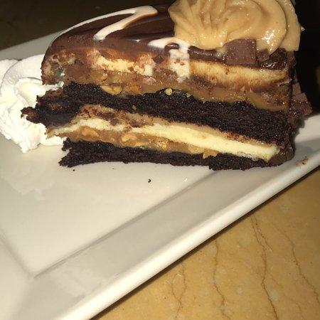 The Cheesecake Factory Görüntüsü