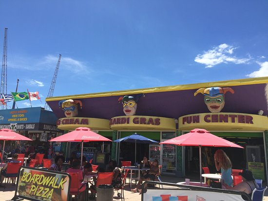 Mardi Gras Fun Center