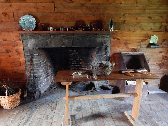 Charlestown, NH: historic display 2