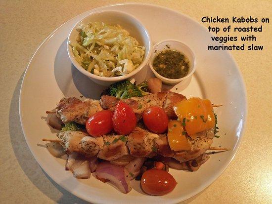 Zoes Kitchen Colorado Springs 5697 Barnes Rd Menu Prices Restaurant Reviews Order Online Food Delivery Tripadvisor