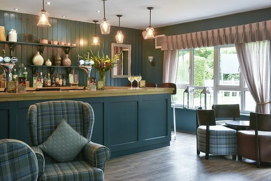 Charlecote, UK: Bar/Lounge
