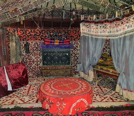 Yuzhno-Kazakhstanskiy Oblastnoy Istoriko-Krayevedcheskiy Museum: 1935 Yurt.