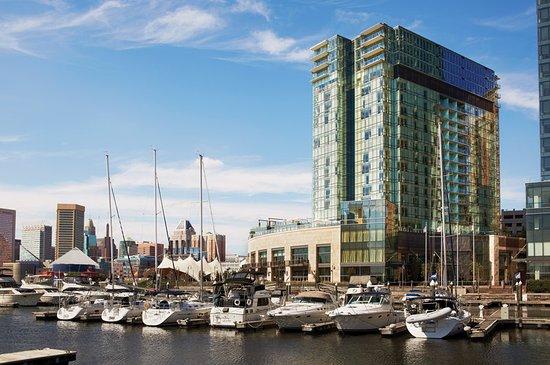 Four Seasons Baltimore: Exterior
