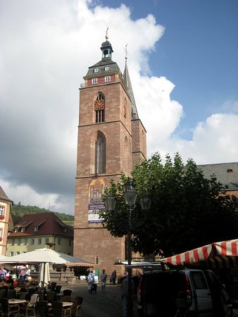Stiftskirche St. Ägidius