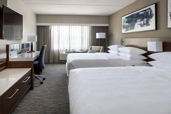 Delta Hotels Basking Ridge: Guest room