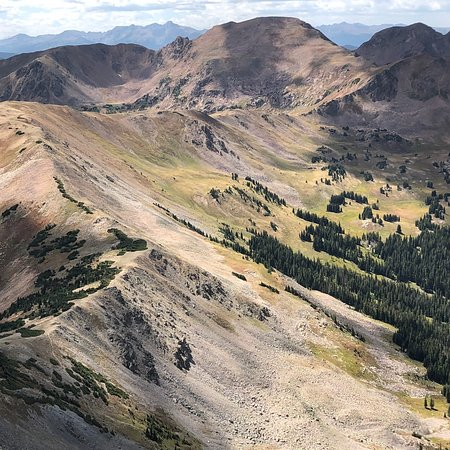 Silverthorne, CO: Buffalo Mountain Trail
