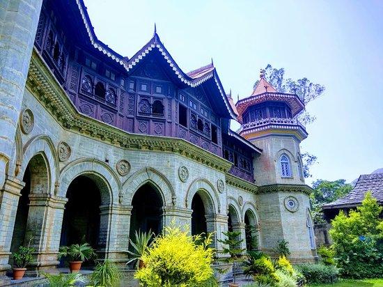Rampur, Ấn Độ: Palace