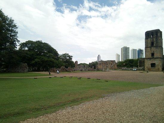 Museo Panama Viejo