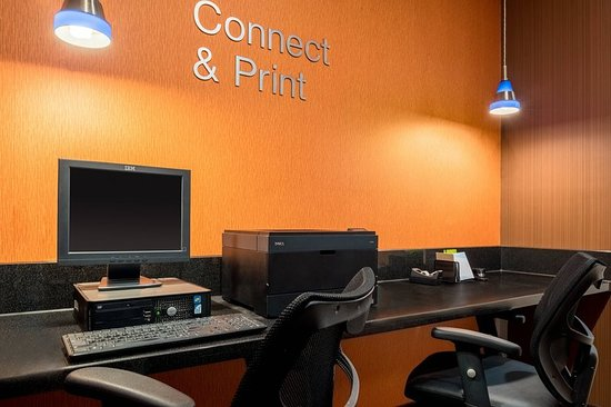 Stevens Point, WI : Business center