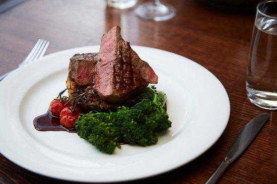 Диксонс-Крик, Австралия: Beef