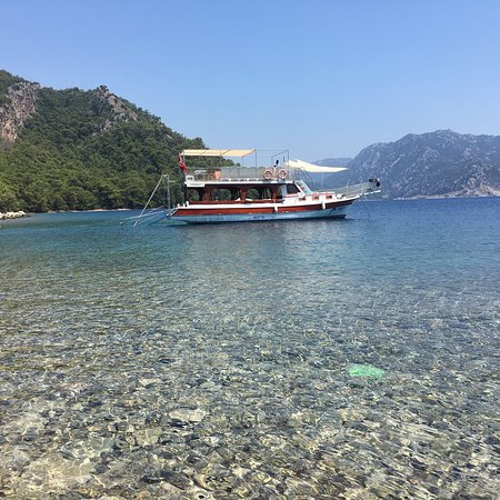 Selimiye, Turkey: Deniz Bey-1