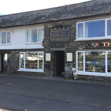 Whithorn, UK: The Steam Packet Inn