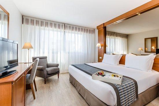 Bellaterra, Spain: Guest room