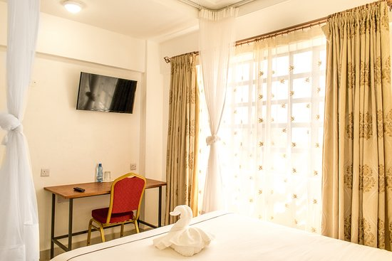 Meru Town, เคนยา: This is the standard room