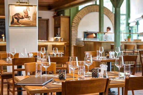 Chieming, Germany: Restaurant