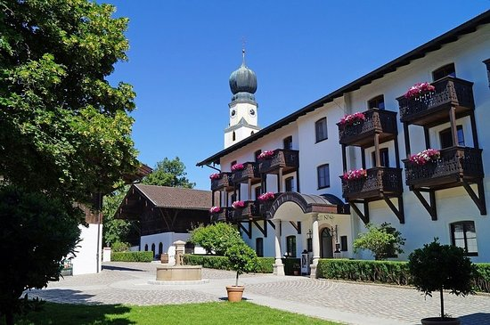 Chieming, Germany: Exterior