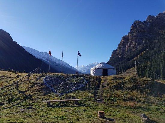Teploklyuchenka, Kirgisistan: 20180913_084650_large.jpg